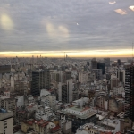 Buenos Aires downtown skyline