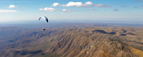 adventure sports in argentina