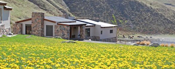 Estancia in Mendoza