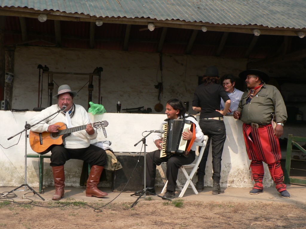 peñas folklorica argentina