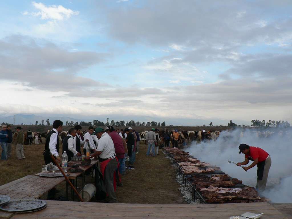 The Argentine Asado