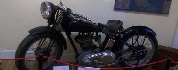 Che Guevara's famous motorbike 'El Poderoso'
