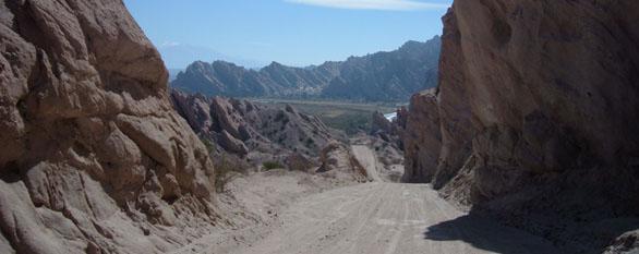 Road trip round Salta
